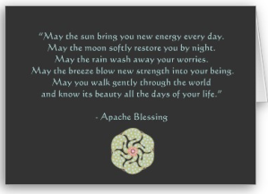 Apache Blessing Greeting Card from Zazzle.com_1249808513969